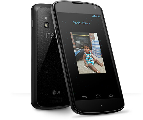 Get excited! Your Google Nexus 4 is on the way - Your Google Nexus 4 is on the way to the house right now