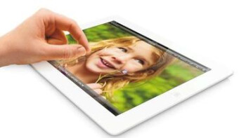 The fourth-generation Apple iPad