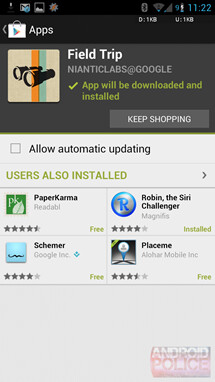 Update to version 3.10.9 of the Google Play Store