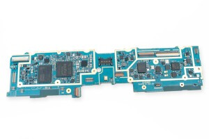 The logic board inside the Google Nexus 10 - Teardown time for the Google Nexus 10 and its outrageous display