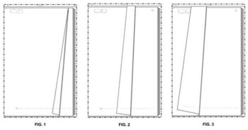 The digital page turn patented by Apple