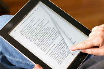 This virtual page turn is now patented by Apple