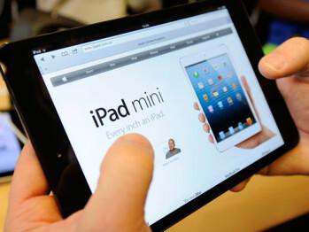 3,600 Apple iPad mini tablets were stolen