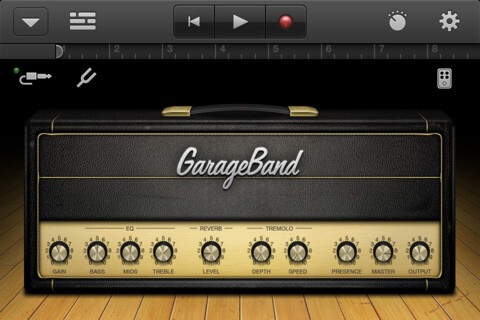 """The real Garageband - Fake """"Apple"""" apps appeared in Google Play Store"""