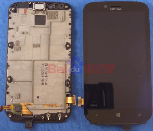 Nokia Lumia 822 Teardown