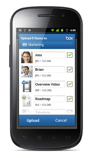 Box for Android - LG Android smartphones get 50GB free cloud storage for life, courtesy of Box
