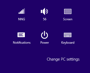 Flat-style icons