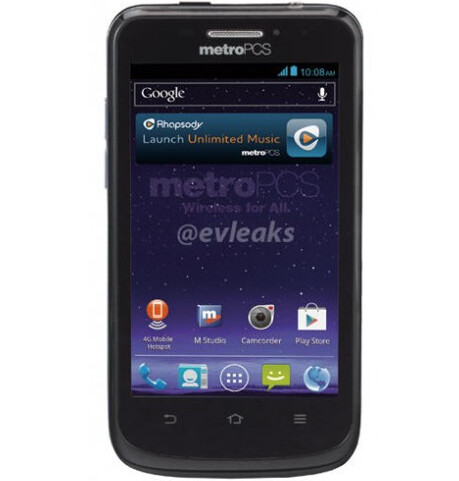 The ZTE Avid 4G is coming to MetroPCS - This is the ZTE Avid 4G, heading to MetroPCS
