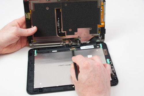 "Amazon Kindle Fire HD 8.9"" being taken apart"