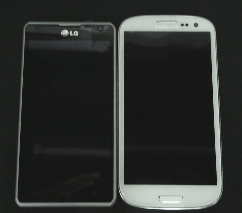 The LG MS870/LW870 - LG MS870 Android smartphone exposed, headed to MetroPCS and Cricket