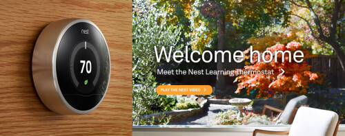 Nest Thermostat 2.0 - $249