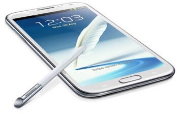 UBS expects 7 million Samsung GALAXY Note II units to be sold this quarter