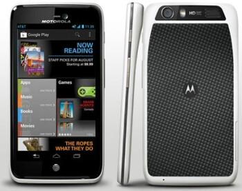 The Motorola ATRIX HD is the subject of a soak test
