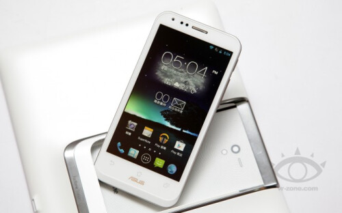 Asus Padfone 2 in white