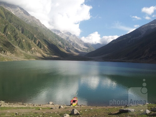 Moazzam - Samsung Galaxy S IIsaif ul Malook Lake, Pakistan