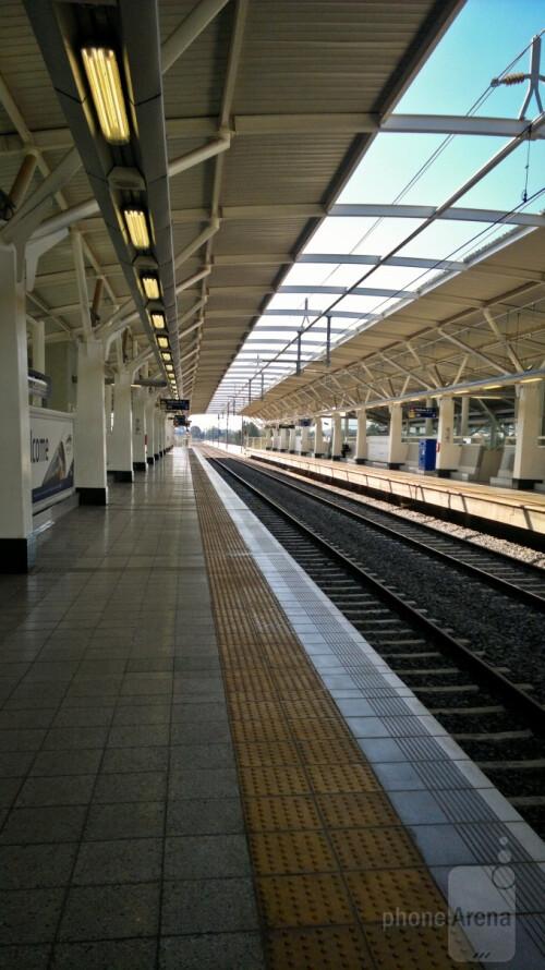 Snoobab - Nokia N8Gautrain Station, Centurion, Johannesburg, South Africa