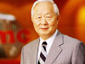 Morris Chang, CEO and Chairman of TSMC