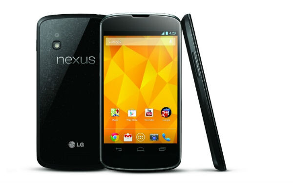 Buzz goes the Google Nexus 4 - Google Nexus 4 owners are getting buzzed...from the earpiece, that is