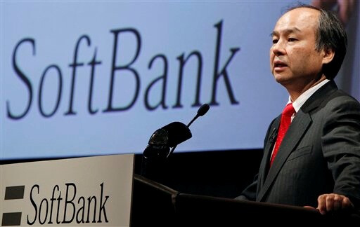 Early on, Mr. Son bet big on the internet. - What does Softbank's history mean to Sprint's future?