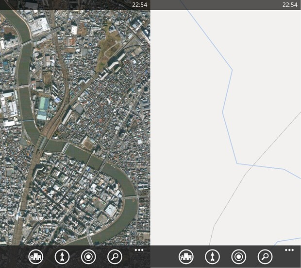 Where has Tokyo gone on Bing Maps? (R) - Bing Maps says Israel, Japan and South Korea don't exist