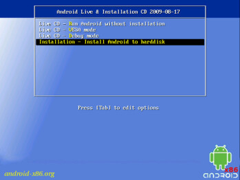 Here is how to install Android on your PC