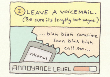 How to annoy Generation Y - just call them (comic)