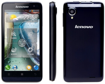 The Lenovo P770 has a 3500mAh battery