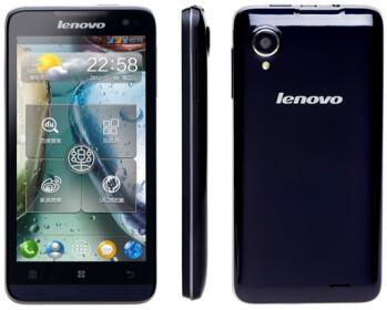 The Lenovo P770 has a 3500mAh battery