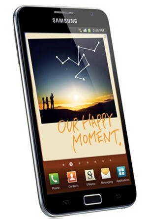 Android 4.2.1 leaks for the Samsung GALAXY Note - Jelly Bean 4.2.1 leaks for OG Samsung GALAXY Note