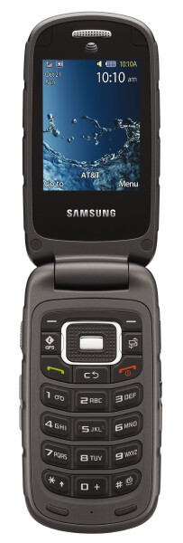 Samsung Rugby III for AT&T is announced offering military-grade durability and Enhanced PTT service