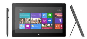 The Microsoft Surface with Windows 8 Pro