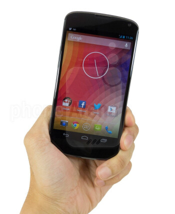 Google has been criticized for its apparent inability to handle the high demand for the LG Nexus 4.