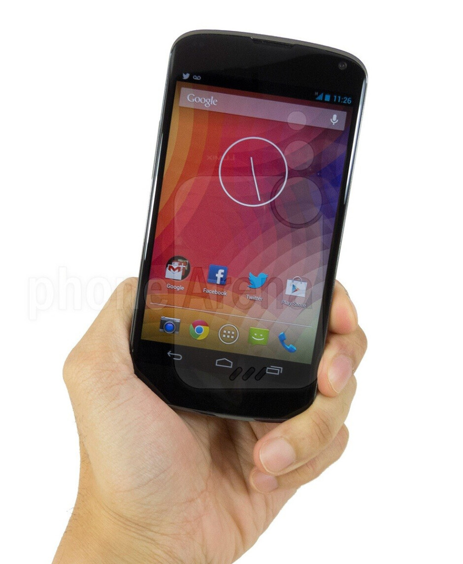 Google has been criticized for its apparent inability to handle the high demand for the LG Nexus 4. - Analyst: Apple and Google should watch out for Microsoft