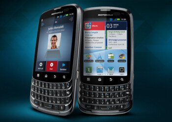 The Motorola Admiral is a Sprint Direct Connect phone