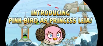It's Princess Leia!