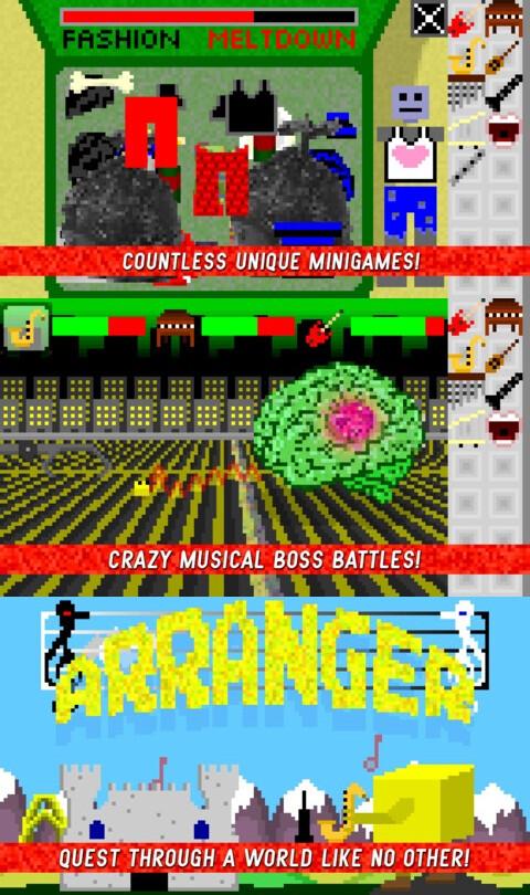 Arranger - iOS - $0.99 - (puzzle)