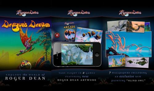 Dragon Dream - iOS - $4.99 (arcade and action)