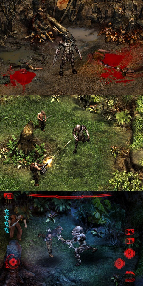 Predators - Android, iOS - $0.99 (action and arcade)