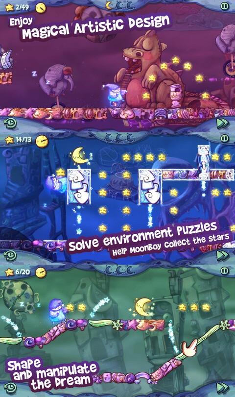 Sleepwalker's Journey - Android, iOS - $0.99 (puzzle)