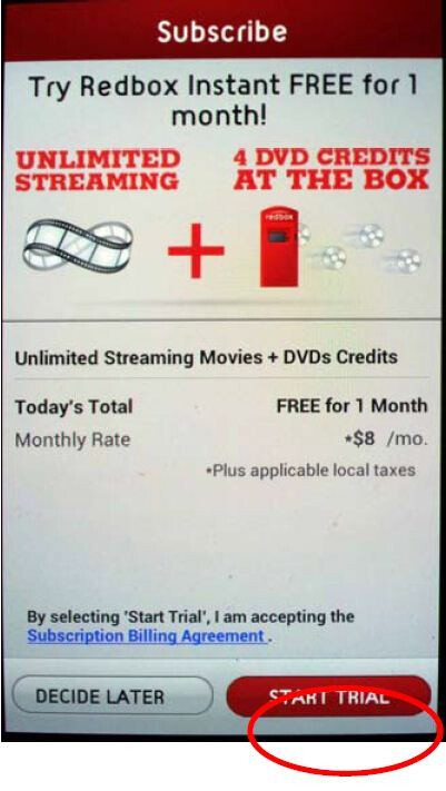 Redbox Instant by Verizon