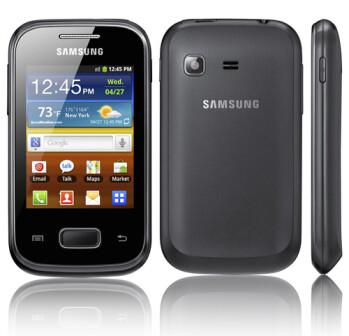 The Samsung Galaxy Pocket