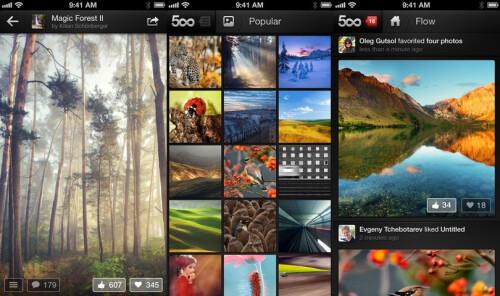 500px - iPhone - Free