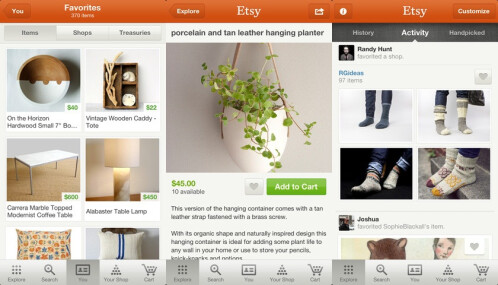 Etsy - iOS - Free