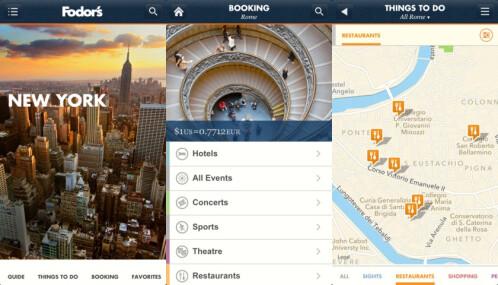 Fodor's City Guides - iOS - Free