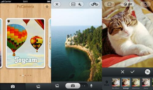 FxCamera - iOS - Free