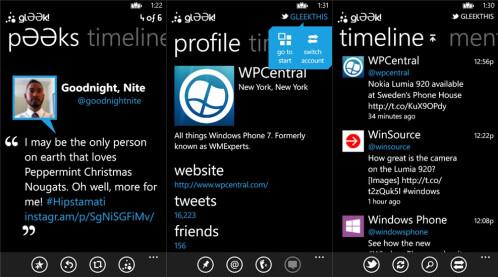 glƏƏk! - Windows Phone - Free