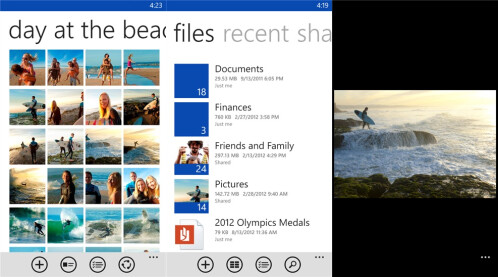 SkyDrive for Windows Phone 8 - Windows Phone - Free