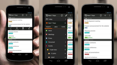 Todoist - Android - Free