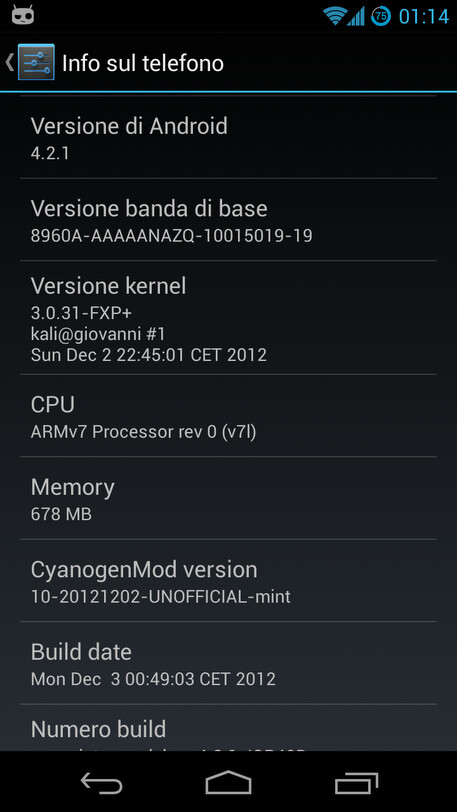 CyanogenMod teases CM10.1 (Android 4.2) for Sony Xperia T