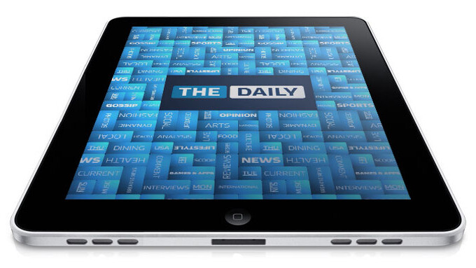 'The Daily' iPad newspaper ceases to exist